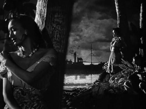 "Fra John Fords ""The Long Voyage Home"" (1940)"