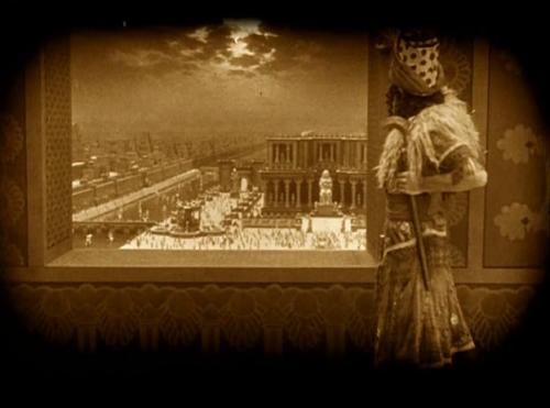 """Fra D.W. Griffiths """"Intolerance"""" (1914)"""